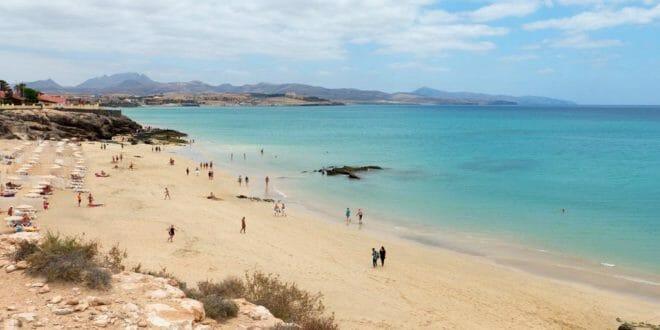 Capodanno Fuerteventura, al mare