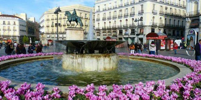 Capodanno Puerta del Sol Madrid