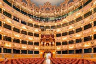 Capodanno Teatro Fenice Venezia