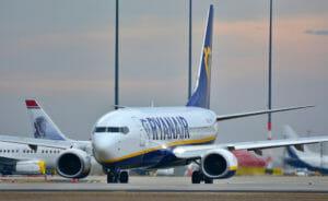 Capodanno Ryanair