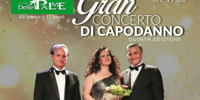 Concerto di Capodanno al Teatro delle Palme