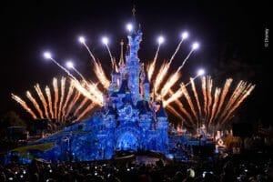 Capodanno a Disneyland - Spettacolo di Fuochi