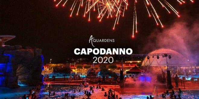 Capodanno ad Aquardens a Verona
