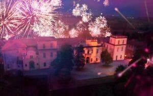 Capodanno Castello San Giorgio Canavese
