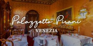 Capodanno al Palazzetto Pisani a Venezia