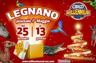 Capodanno al Circo Millennium