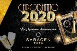 Capodanno all'hotel Saracen di Palermo