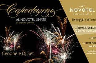 Capodanno al Novotel Linate