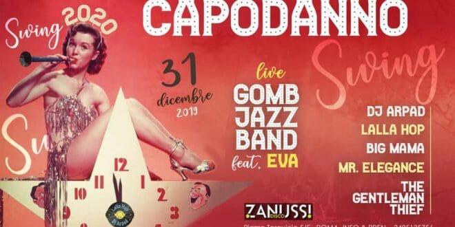 Capodanno Swing Roma