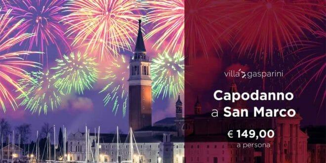 Capodanno a Villa Gasparini